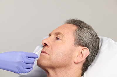 PDI Profend Nurse Using Swab on Patient A_012518